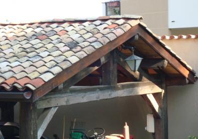 Démontage et remontage abri voitures - Couvreur à Lyon Rillieux