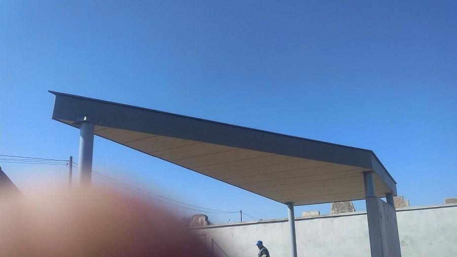 Couverture joint debout ST JEAN DE THURIGNEUX